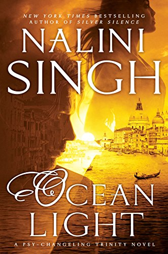 Ocean Light (Psy-Changeling Trinity) by Nalini Singh