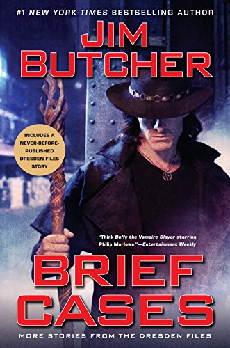 Brief Cases (Dresden Files) by Jim Butcher