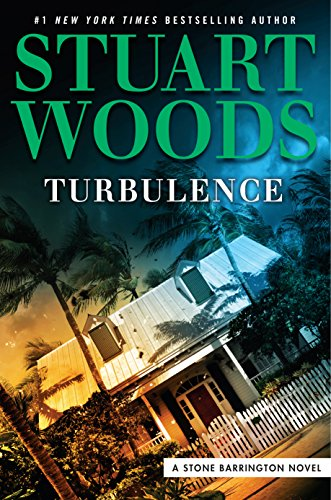 Turbulence (A Stone Barrington Novel) by Stuart Woods