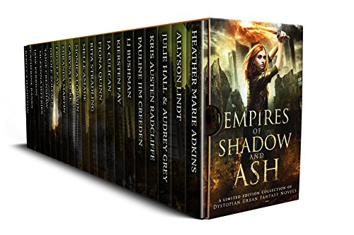 Empires of Shadow and Ash by Various Authors