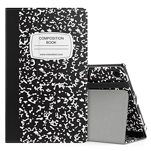 Composition Book Cover for Kindle Fire