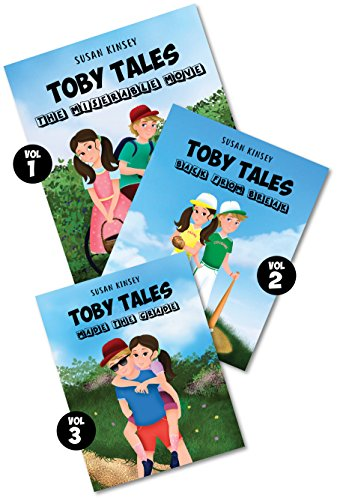 Toby Tales: The Series Volumes 1-3 by Susan Kinsey