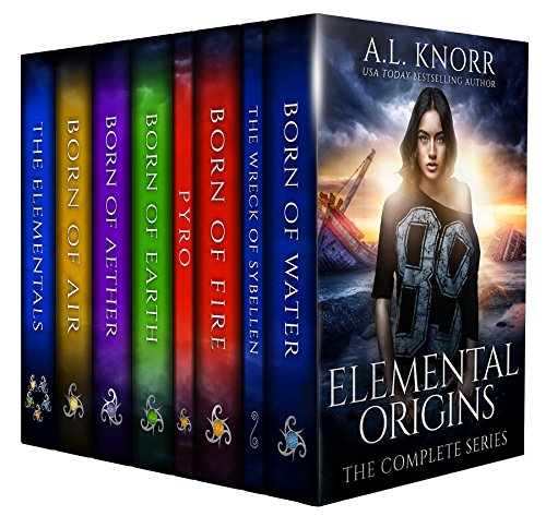 Elemental Origins: The Complete Series by AL Knorr