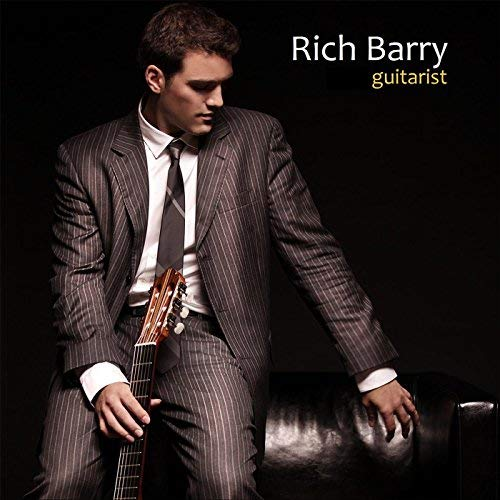 Guitarist by Rich Barry