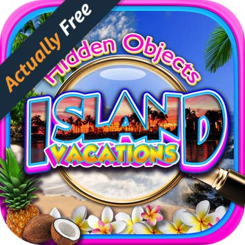 Hidden Object Island Vacation