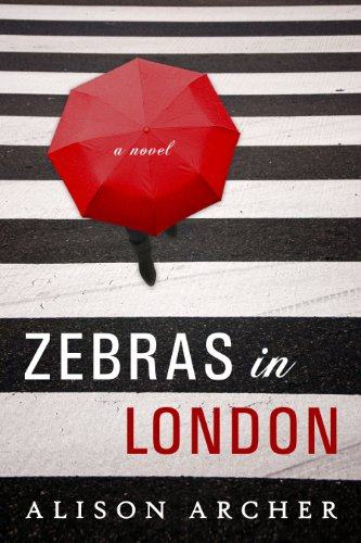 Zebras In London by Alison Archer
