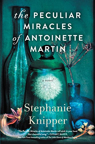 The Peculiar Miracles of Antoinette Martin: A Novel by Stephanie Knipper