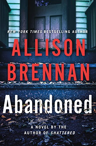 Abandoned: A Novel (Max Revere Novels) by Allison Brennan
