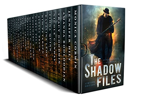 The Shadow Files Box Set by Various Authors