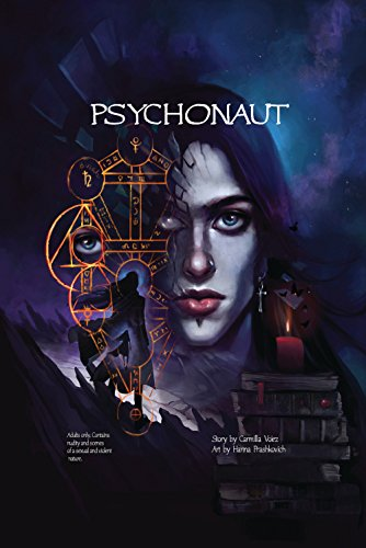 Psychonaut, the graphic novel by Carmilla Voiez