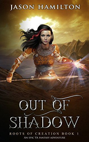 Out of Shadow by Jason Hamilton