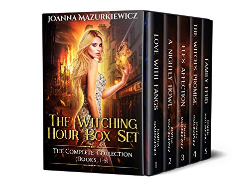 The Witching Hour Box Set (Complete Collection Books 1-5) by Joanna Mazurkiewicz