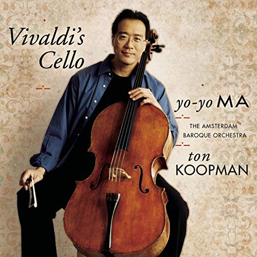 Vivaldi's Cello by Yo-Yo Ma