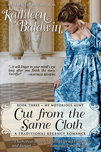 Cut from the Same Cloth by Kathleen Baldwin