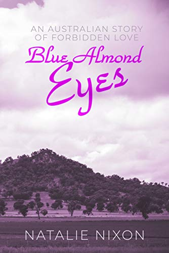 Blue Almond Eyes by Natalie Nixon