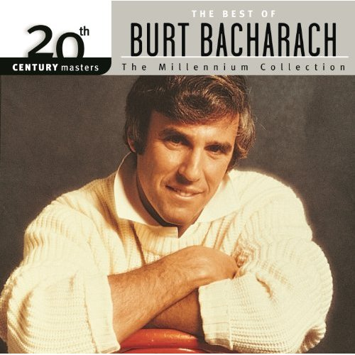 20th Century Masters: The Millennium Collection: Best Of Burt Bacharach by Burt Bacharach