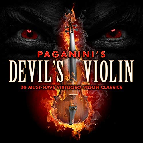 Paganini's Devil's Violin by Various Artists