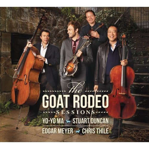 The Goat Rodeo Sessions by Yo-Yo Ma, Stuart Duncan, Edgar Meyer & Chris Thile