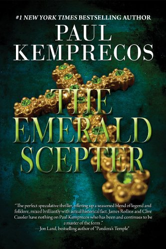 "The Emerald Scepter (A Matinicus ""Matt"" Hawkins Adventure Book 1) by Paul Kemprecos"