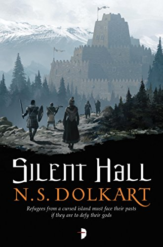 Silent Hall (Godserfs) by NS Dolkart