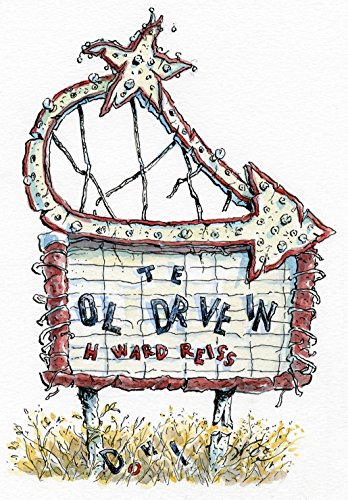 The Old Drive-In by Howard Reiss