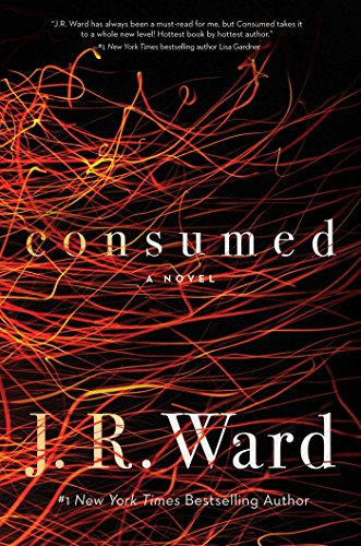 Consumed (Firefighters series Book 1) by J.R. Ward