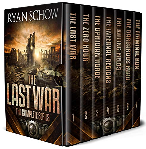 The Complete Last War Series by Ryan Schow