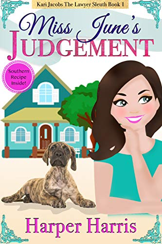 Miss June's Judgement by Harper Harris