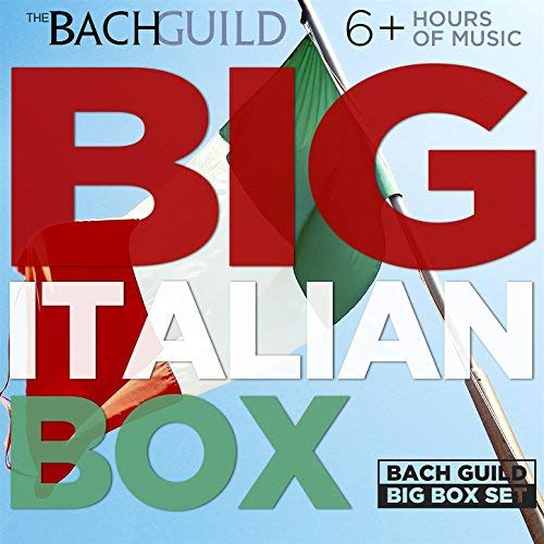 Big Italian Music Box by Various Artists