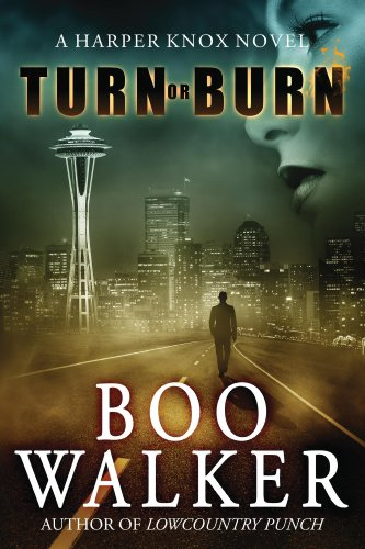 Turn or Burn by Boo Walker
