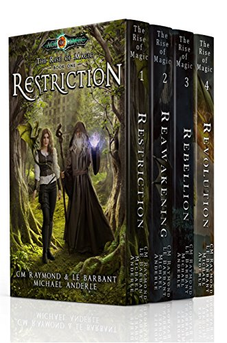 Rise of Magic Boxed Set One by CM Raymond, Michael Anderle