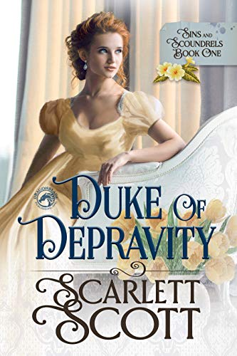 Duke of Depravity by Scarlett Scott