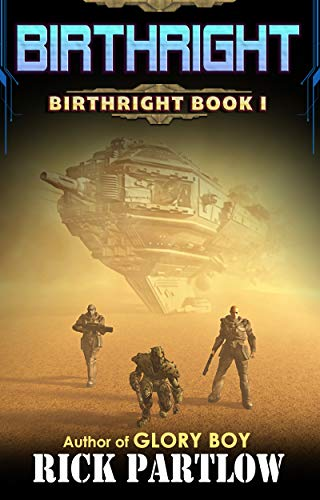 Birthright by Rick Partlow