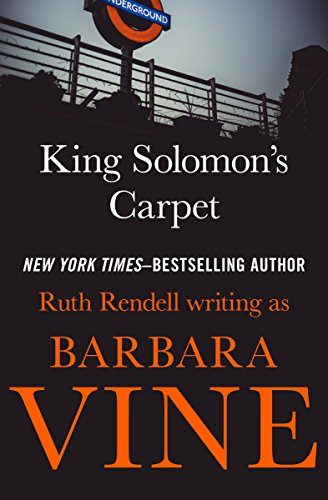King Solomon's Carpet (Onyx) by Ruth Rendell