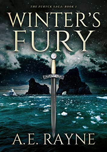 Winter's Fury (The Furyck Saga: Book 1) by A.E. Rayne