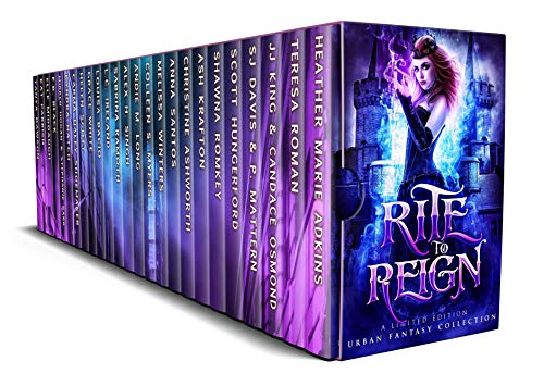 Rite to Reign by Various Authors