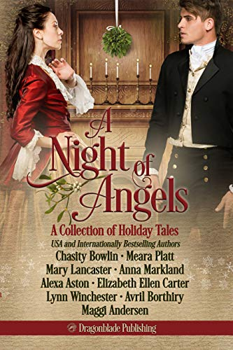 A Night of Angels by Various Authors