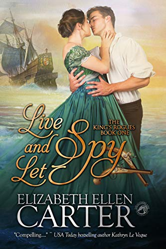 Live and Let Spy by Elizabeth Ellen Carter