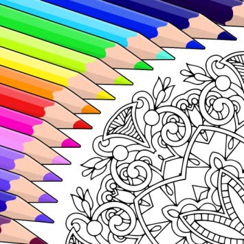 Colorfy: Free Coloring Book for Adults
