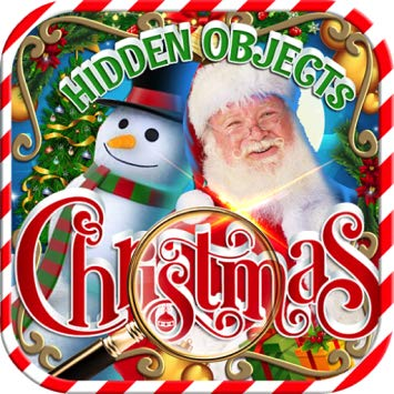 Hidden Object Christmas Celebration