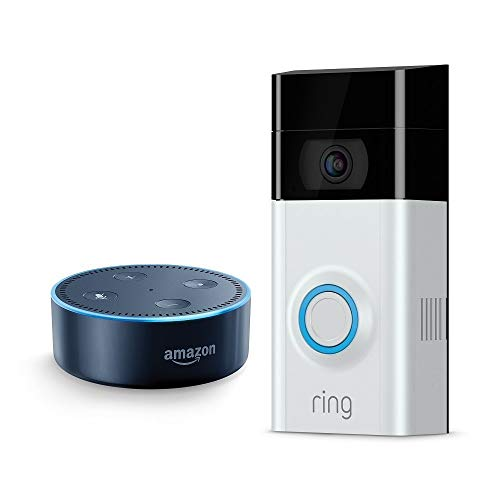 Ring Video Doorbell 2 + Echo Dot