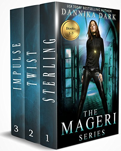 The Mageri Series Boxed Set (Books 1-3) by Dannika Dark