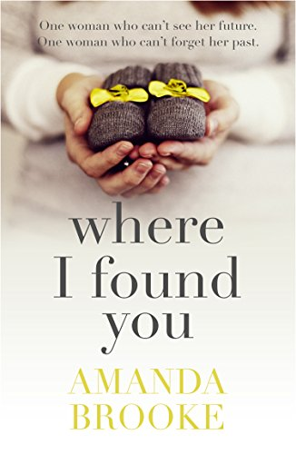 Where I Found You by Amanda Brooke