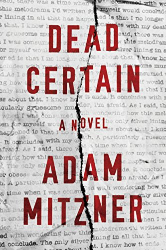 Dead Certain: A Novel (Broden Legal) by Adam Mitzner