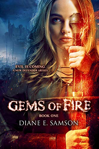 Gems of Fire by Diane E. Samson