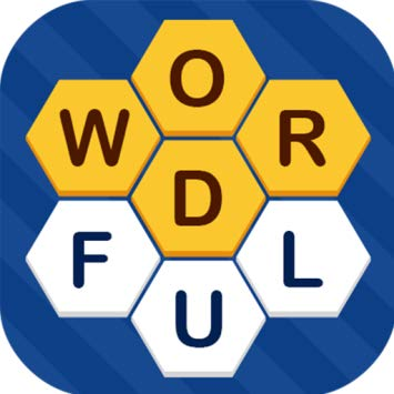 Wordful Hexa - Block Word Search