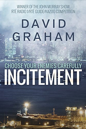 Incitement (Mesi & Larsen 1) by David Graham