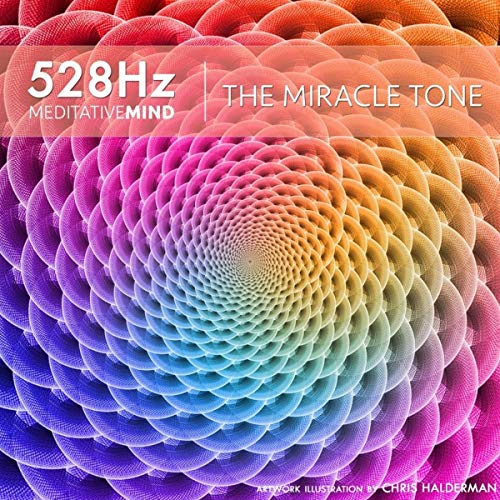 528Hz The Miracle Tone by Meditative Mind