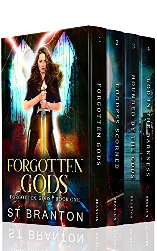 Forgotten Gods Boxed Set One by CM Raymond