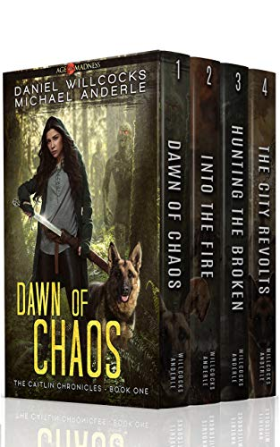 The Caitlin Chronicles Boxed Set by Daniel Willcocks